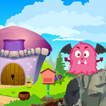 G4k Cute Devil Creature Rescue Game