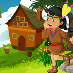 G4K Native American Girl Rescue Game