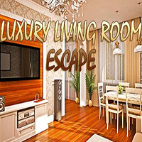 Luxury Living Room Escape