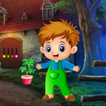 G4K Kidnapped Cute Little Boy Rescue Game