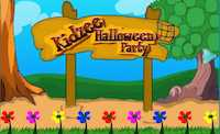 Kidzee Halloween Party Escape