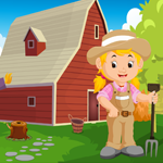 Farmer Lady Rescue 2 Game
