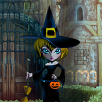 8bGames Halloween Kids Escape