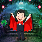 Games4King Funny Vampire Boy Rescue