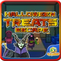 HALLOWEEN TREATS ESCAPE