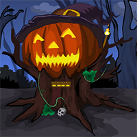 SiviGames Fantasy Pumpkin Village Escape