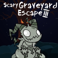 Scary Graveyard Escape 3