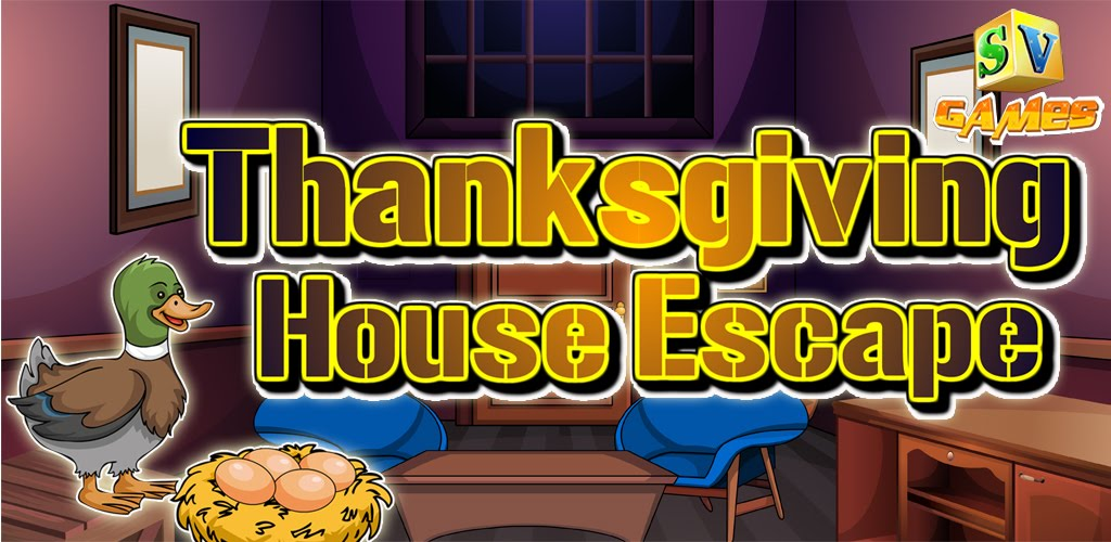 SiviGames Thanksgiving House Escape