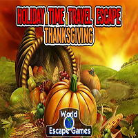 Holiday Time Travel Escape Thanksgiving