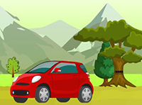 OnlineGamezWorld Car Escape From Forest