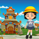 Games4King Japanese Girl Rescue