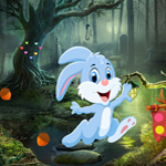 Games4King Cute Bunny Rescue