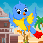 G4K Cute Little Bird Rescue Game