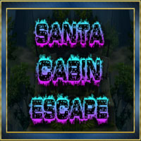 Angel Santa Cabin Escape