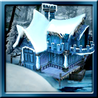 The Frozen Sleigh-The Lake House Escape