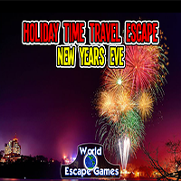 WorldEscapeGames Holiday Time Travel Escape - New Years Eve