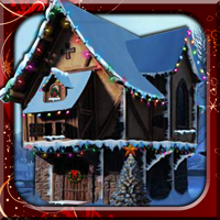 The Frozen Sleigh-Xavier House 2 Escape