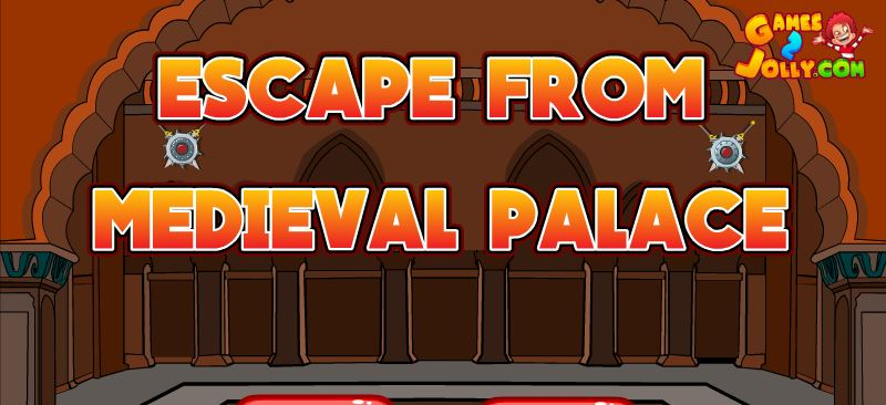 Escape From Medieval Palace