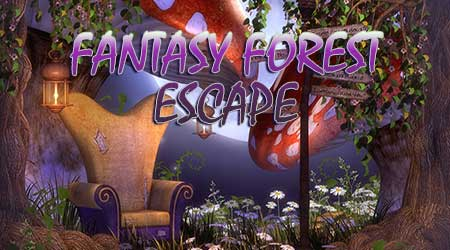 365Escape Fantasy Forest Escape