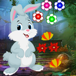 G4K Cute Cartoon Rabbit Escape