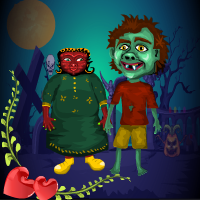 Games4Escape Zombies Lover Escape