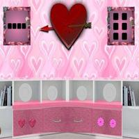 8BGames Valentine House Escape