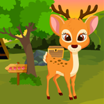 Games4King Cute Deer Escape 2