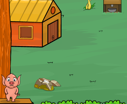Piggy Land Escape 2