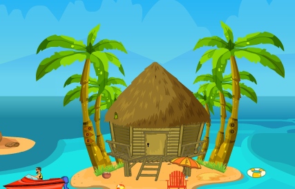 Games4escape Island Boat Escape