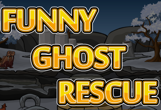 Games2Jolly Funny Ghost Rescue