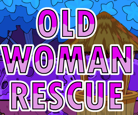 Games2Jolly Old Woman Rescue