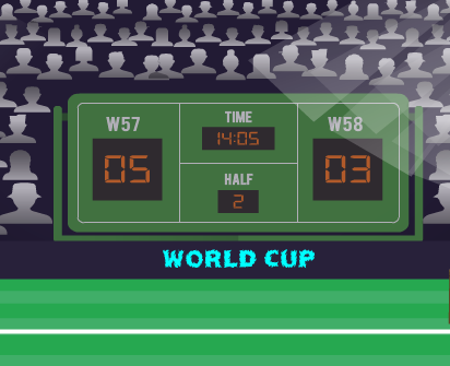 8BGames World Cup 2018 Football Escape
