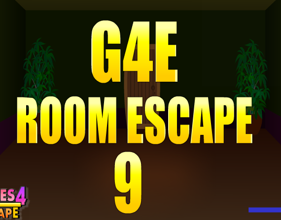 G4E Room Escape 9