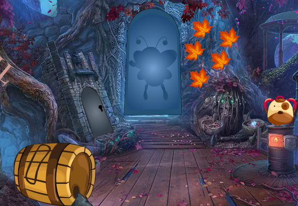 Games4King-G4K Pumpkin Halloween Escape
