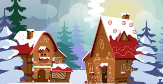 Geniefungames Christmas Gingerhouse Pet Escape