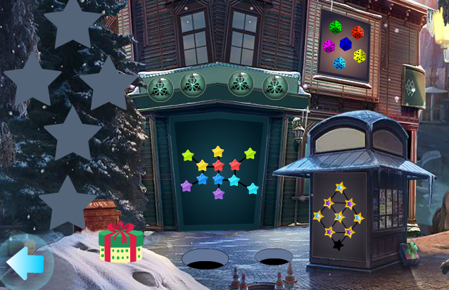 Games4King Christmas Teddy Bear Escape