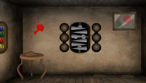 Games4Escape-Fear Room Escape 2