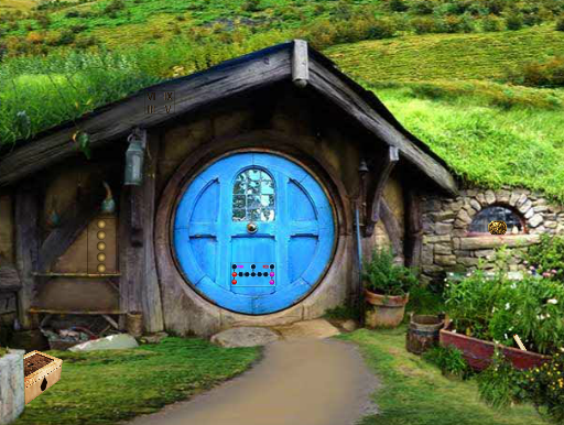 MirchiGames - Rescue the Rabbit from Hobbit House