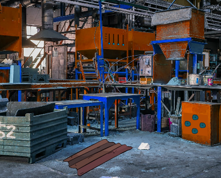 GenieFunGames-GFG Machinery Yard Escape
