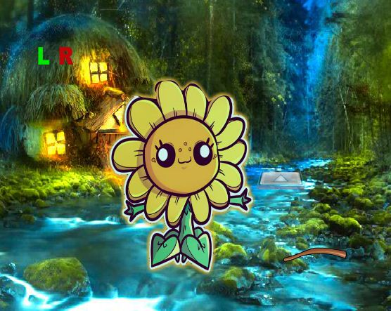 G2R - Emoji Sunflower Forest Escape