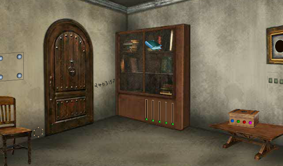 MirchiGames - Mirchi Old Mini Room Escape