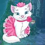 Games4King-G4K Elegant Cat Rescue