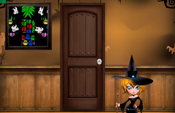 Amgel Halloween Room Escape 5