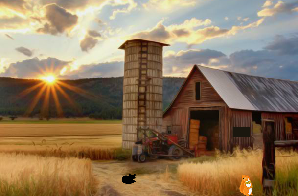FunEscapeGames-Thanksgiving Old Barn Escape