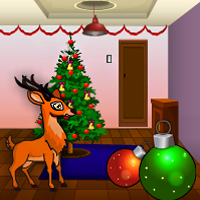 Games4Escape Reindeer House Escape