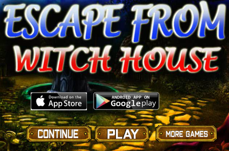 Escape From Witch House