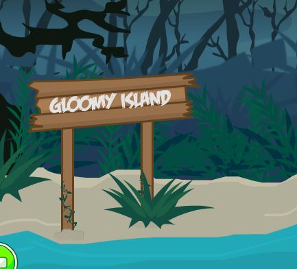 MouseCity Gloomy Island Escape