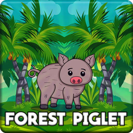 G2J Forest Piglet Escape