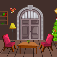 G4E Brown Christmas Room Escape