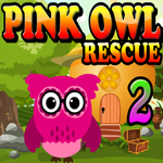 G4K Pink Owl Rescue 2 Game